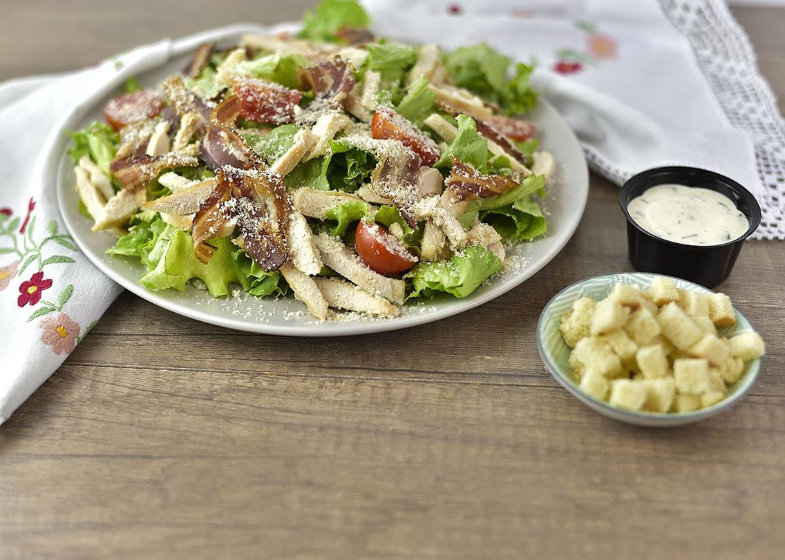 Kljuc, cezar salata