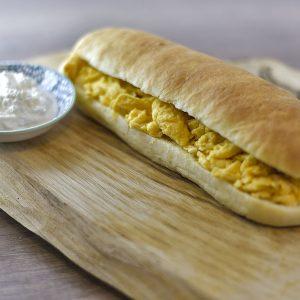 Kljuc, omlet