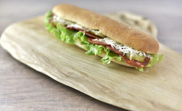 Kljuc, sendvic, kulen