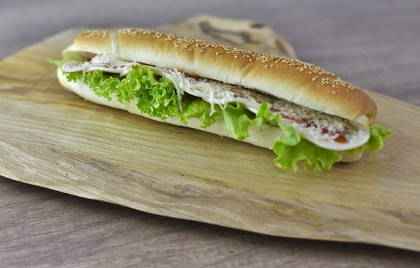 Kljuc, sendvic, pileca prsa