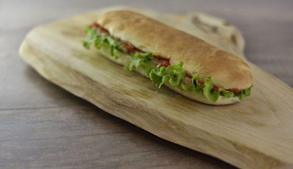Kljuc, sendvič, tunjevina