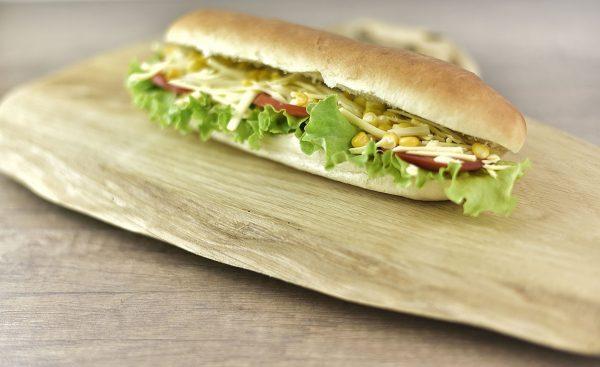 Kljuc, sendvic
